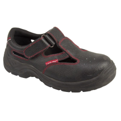 lahtipro sandały skórzane czarne rozmiar 44 lpsoma44