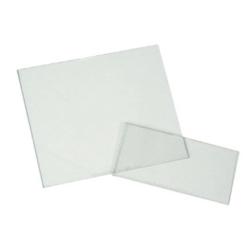 szkło do okularów fi50 białe
