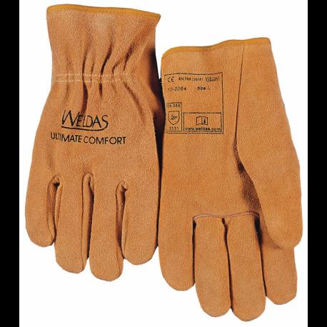 WELDAS Rękawice do celów ogólnych skóry XL