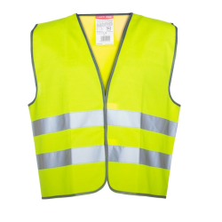 """lahtipro kamizelka ostrzegawcza żółta rozmiar """"xxl"""" lpko1xxl"""