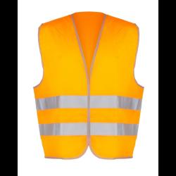 """lahtipro kamizelka ostrzegawcza pomarańczowa rozmiar """"xl"""" lpko2xl"""