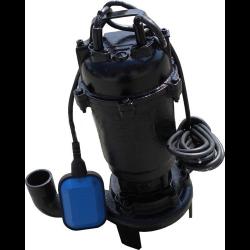 pompa wody brudnej 3150w z rozdr. pływak, nóż