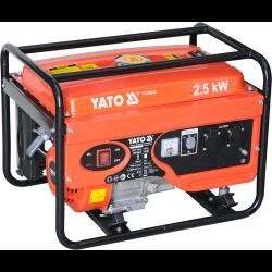 agregat prądotwórczy 2.5 kw yato
